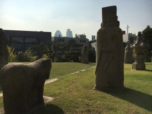 成宗大王の墓、宣陵。